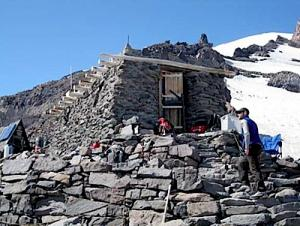 Camp Muir (Credit: National Park Service)