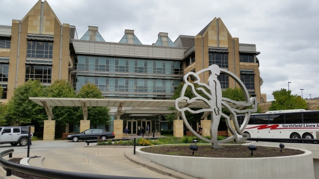 The Medtronic Headquarters at Minneapolis, Minnesota.